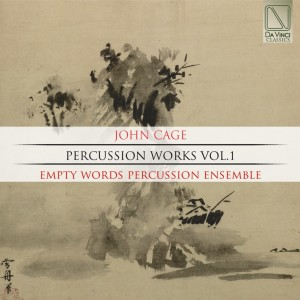 John Cage: Percussion Works Vol. 1 (Da Vinci Publishing, 2017)